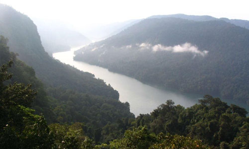 Sharavathi Valley Trek at Shimoga