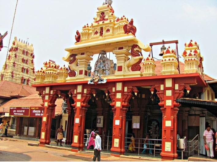 Krishna Temple, Udupi,