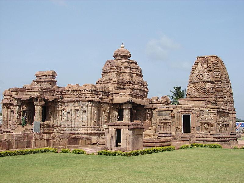 Mallikarjuna temple, Kasivisvanatha temple, Pattadakal