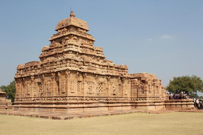 Sangameshwara Temple, Pattadakal