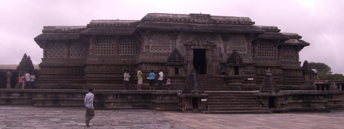 Belur Main Temple