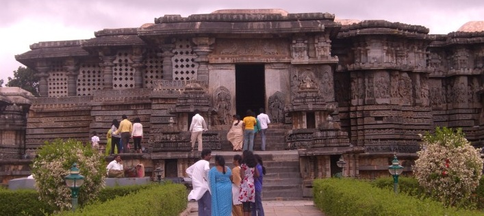 Halebidu main temple