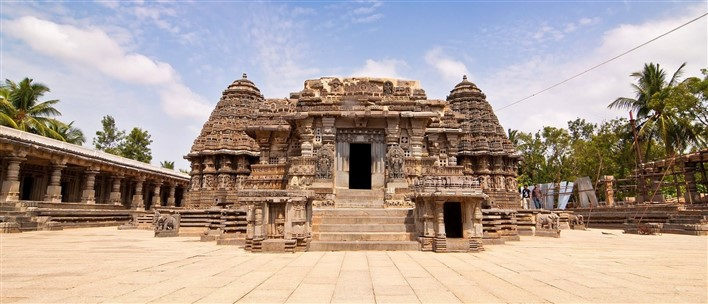 Somanathapura Keshava Temple. Photographer Srinivasa83