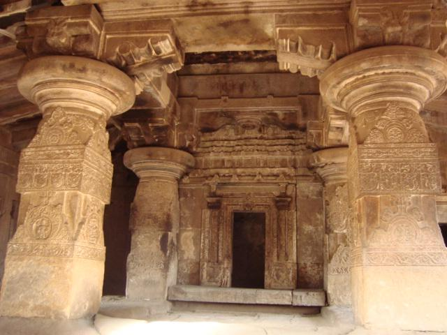Konti Gudi, Aihole. Photo Wikipedia