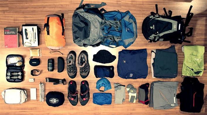 Trekking gear, Kakkabe