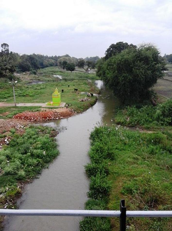 Gundal River, Nanjangud