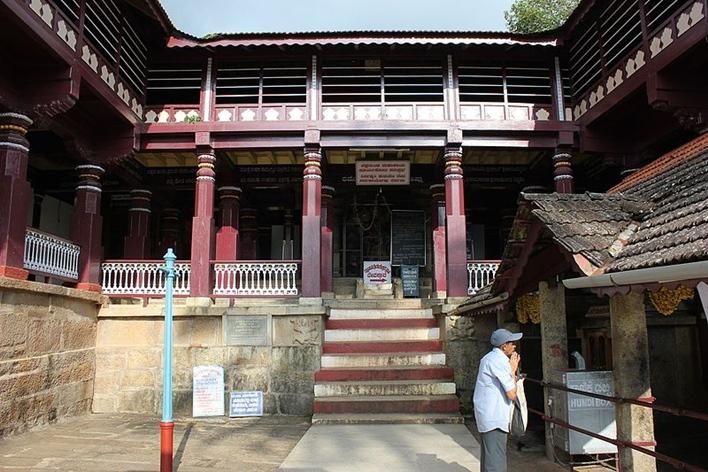Places near Kudremukh, Kalasa, Kalaseshwara temple
