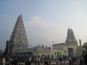 MM Hills, Mahadeshwara Temple