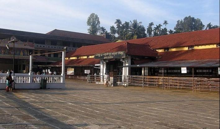 Annapoorneshwari Temple Complex