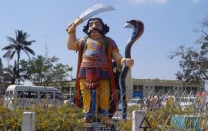 near Mysore, chamundi hills, mysore, mysore sightseeing