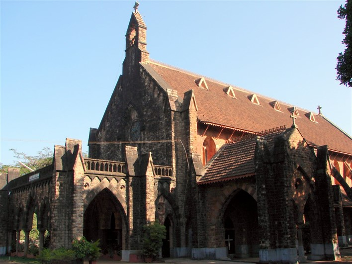 St. Mary's Church, Belgaum. Image source diksoochi