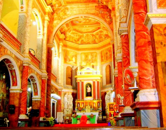 St. Aloysius Chapel, Mangalore