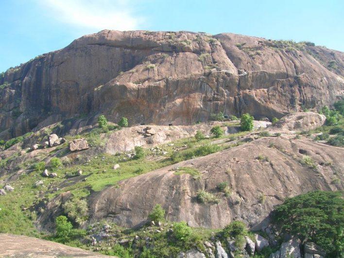 trekking places near Bangalore, Ramanagara, rock climbing in Ramanagara