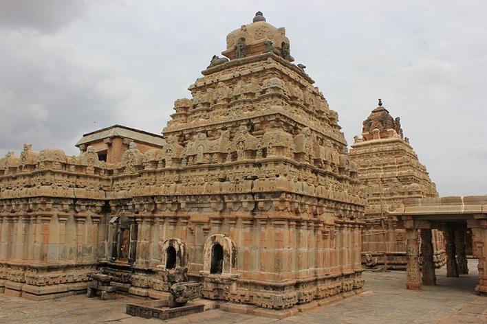 Bhoganandishvara group of temples, Nandi Hills