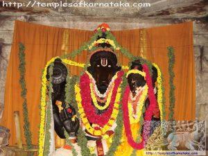 Near Mysore, Bhoo Varahaswamy Temple
