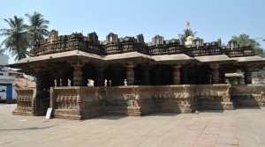 Harihareshwar temple, Davanagere.