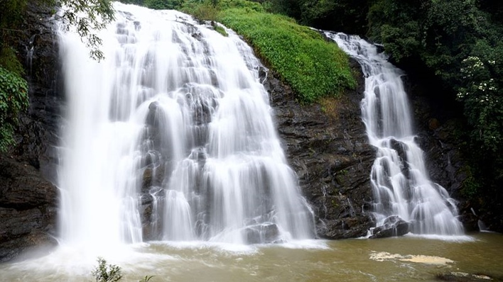 Abbey Falls, near Coorg