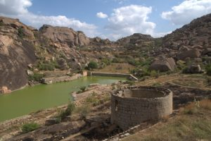 Onake Obavva, Chitradurga fort, Chitradurga