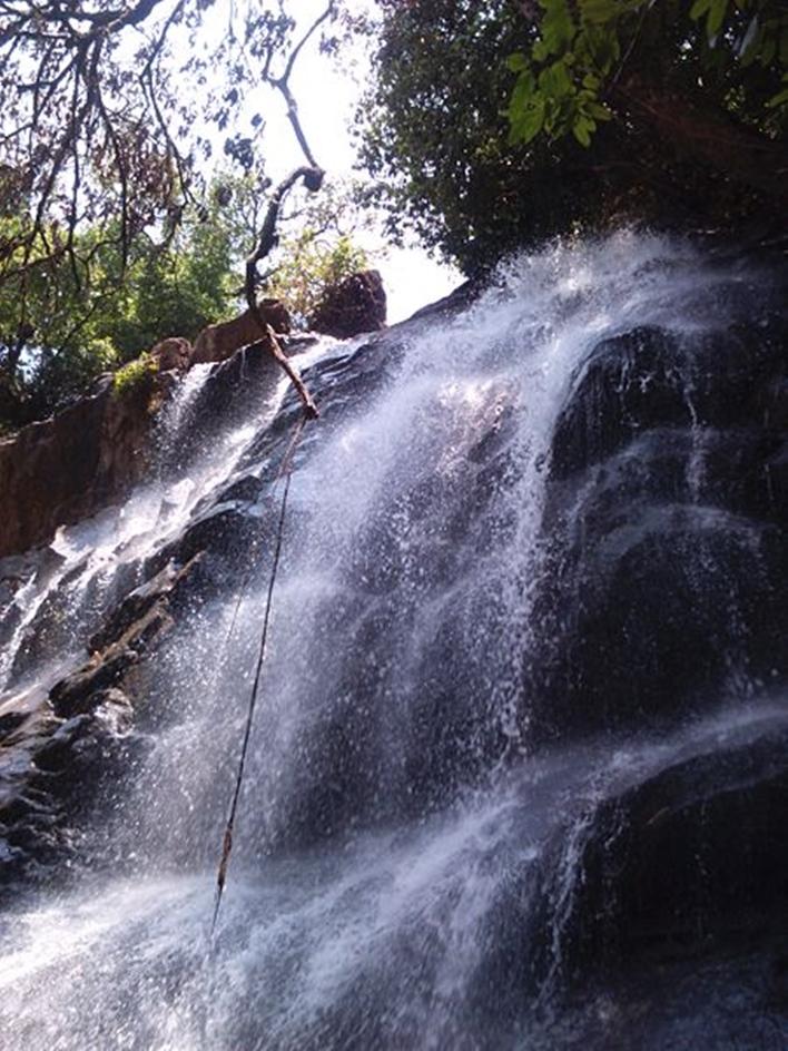 Sirimane Falls