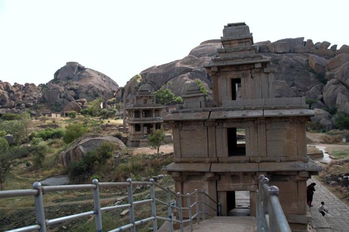 Chitradurga fort, Chitradurga