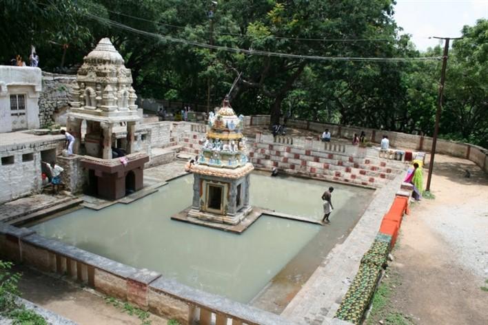 Kotilingeshwara Temple Swamiji
