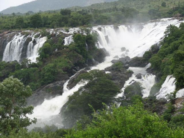 Bharachukki falls, Shivanasamudra