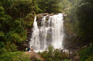 Alekan Waterfalls