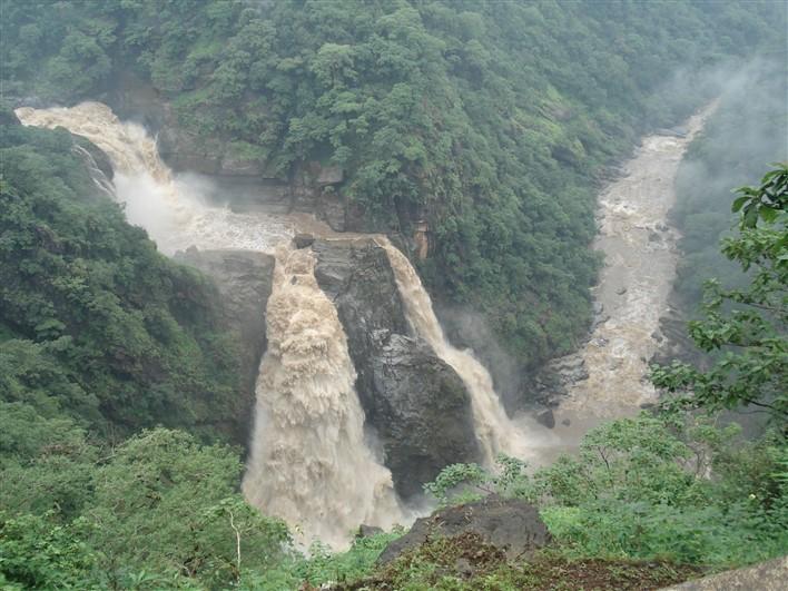Yellapur trek, Magod Falls, Karwar waterfalls