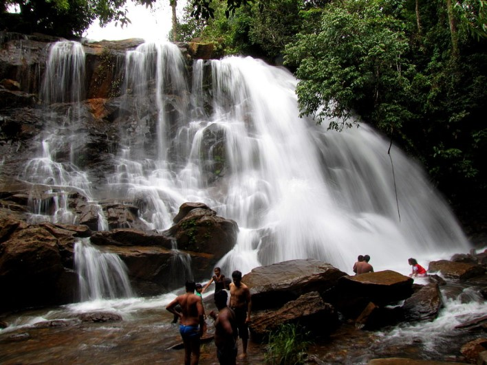 sirimane falls, chikmagalur. Photographer Vaikoovery