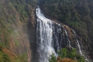 Unchalli Falls, Shimoga
