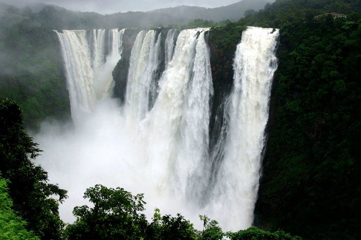 Jog Falls. Image courtesy Sateesh Mane