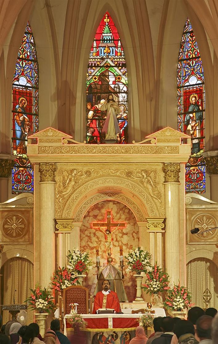 St. Mary's Basilica, Bangalore.