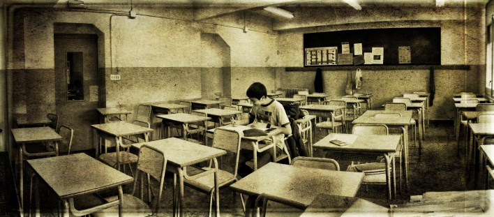 Exam Hall in schools