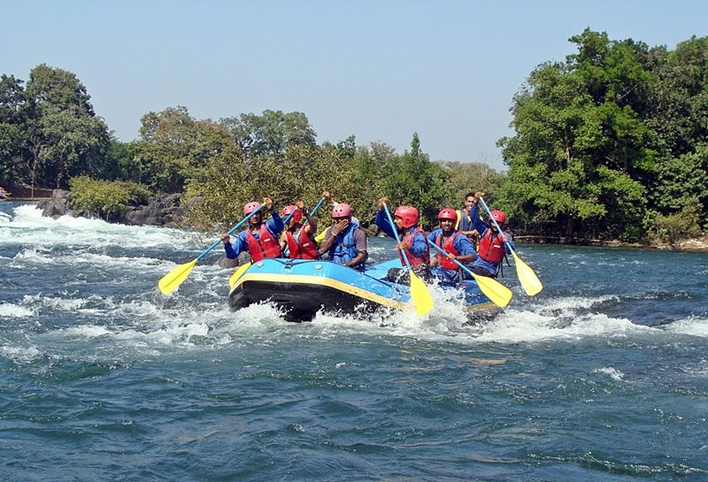 adventure activities in Coorg