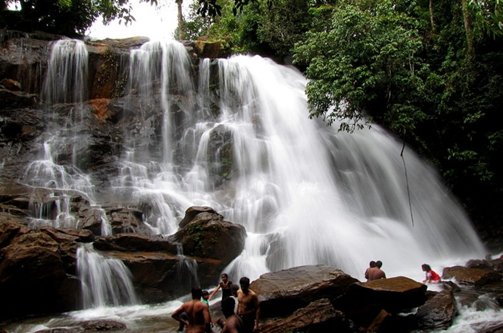 sringeri, Srimane Falls