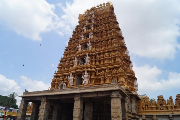 Nanjungud temple near Mysore