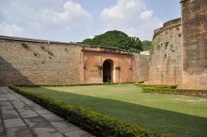 Bangalore fort, tipu's fort