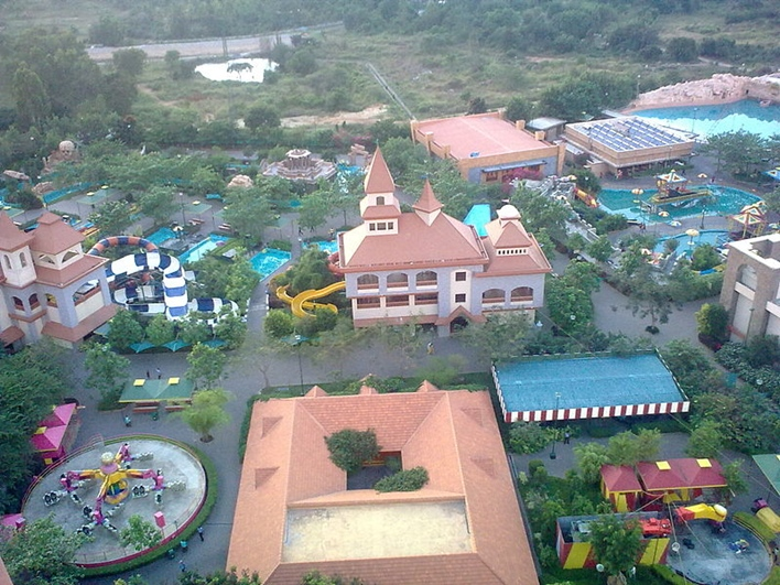 Wonderla, Amusement and water parks near Bangalore