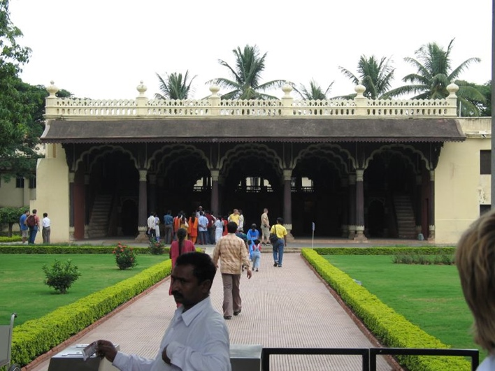 Bangalore fort, tipu's fort, tipu's summer palce