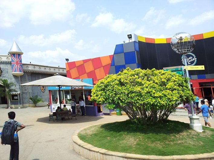 innovative filim city, Amusement and water parks near Bangalore