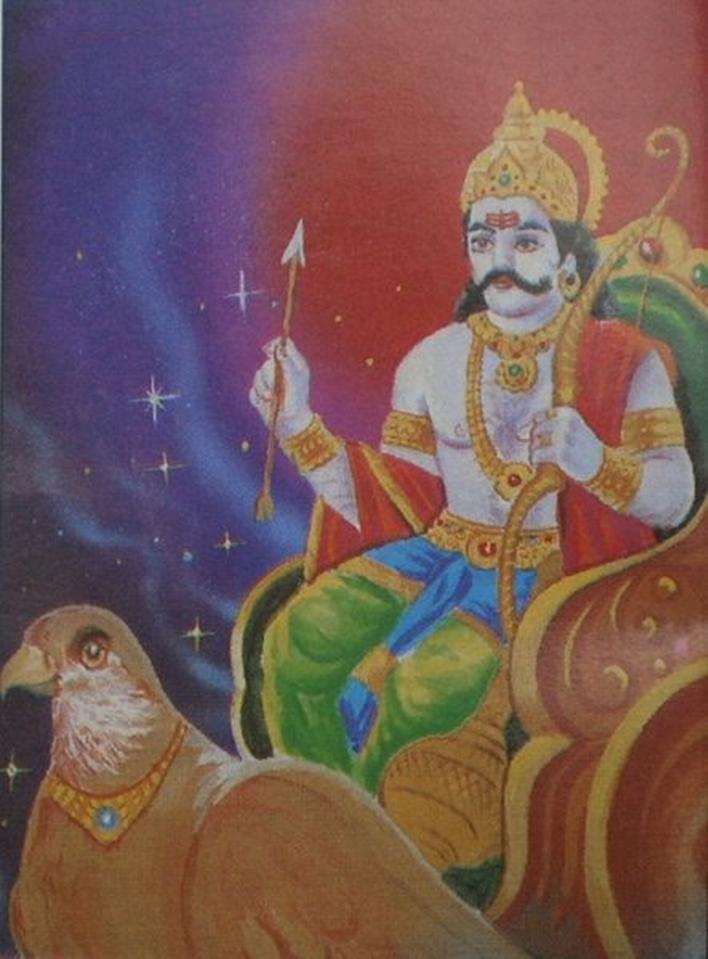 Sri Shanimahathma Temple, Bangalore Temple, Lord Shani
