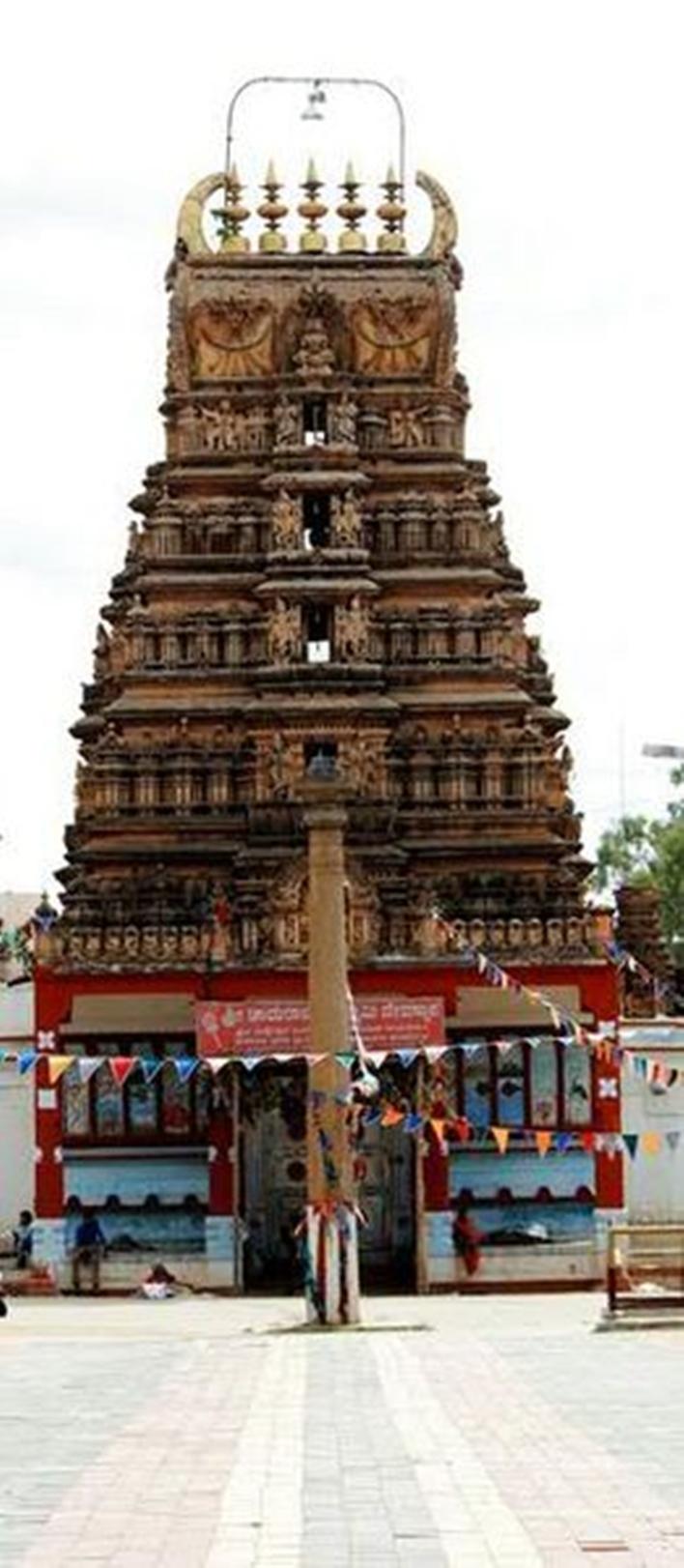 Chamarajeshwara temple, Bangalore temple