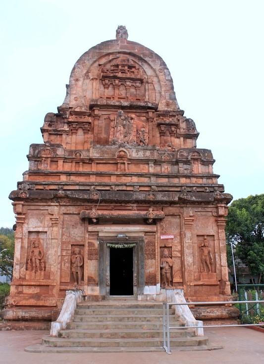 Krauncha Giri temple, Bellary