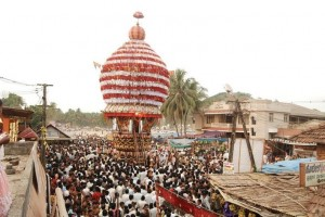 Raja Rajeshwari Temple, Polali