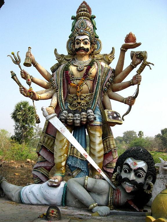 Veerabhadra temple, Godachi