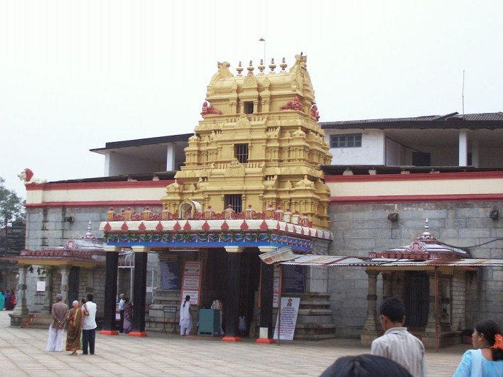Sharadamba Temple in Sringeri