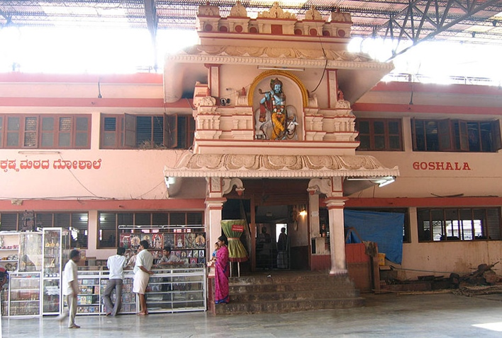 Udupi Sri Krishna Matha, Ashta Mathas in Udupi