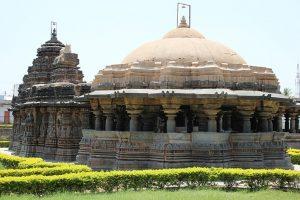 Ishvara temple, Arasikere