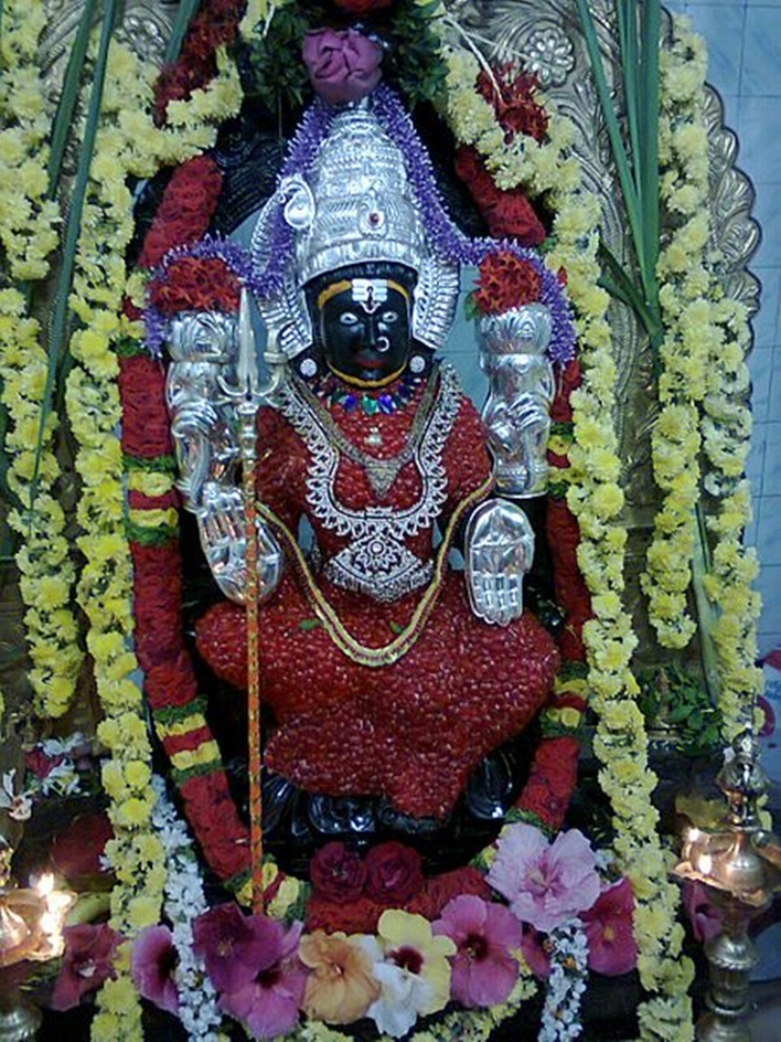 Sri Mahalakshmi temple