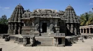Near Mysore, Hoysalas, Keshava Temple, Somanathapura. Photographer Purshi